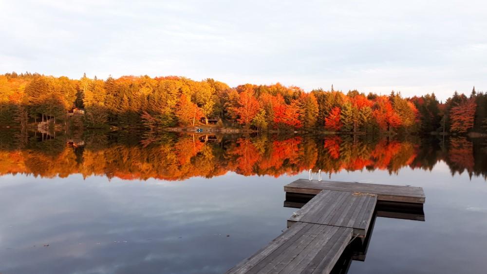 Herbst-Stimmung in Nova Scotia - Grundstücke in Kanada