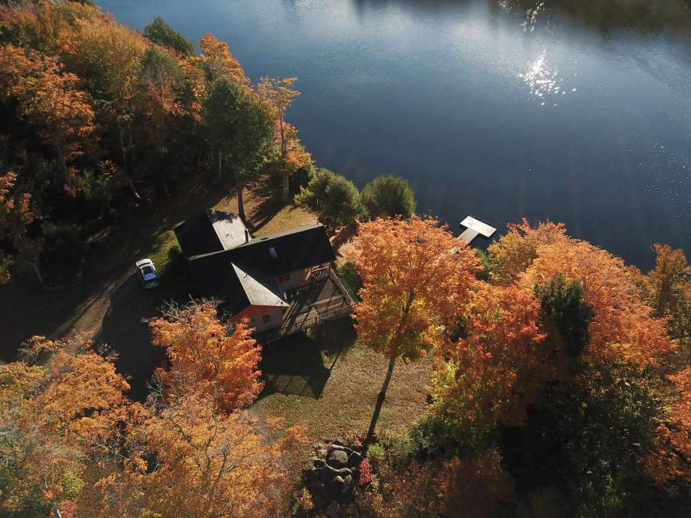 Haus am Sissiboo Lake in Kanada Nova Scotia zu verkaufen