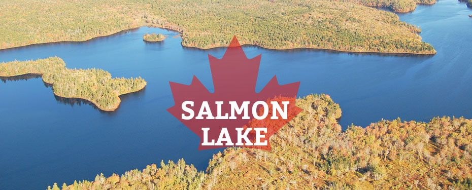 immobilien kanada salmon lake