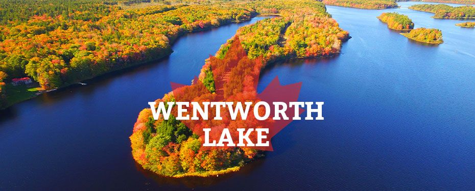 immobilien kanada wentworth lake